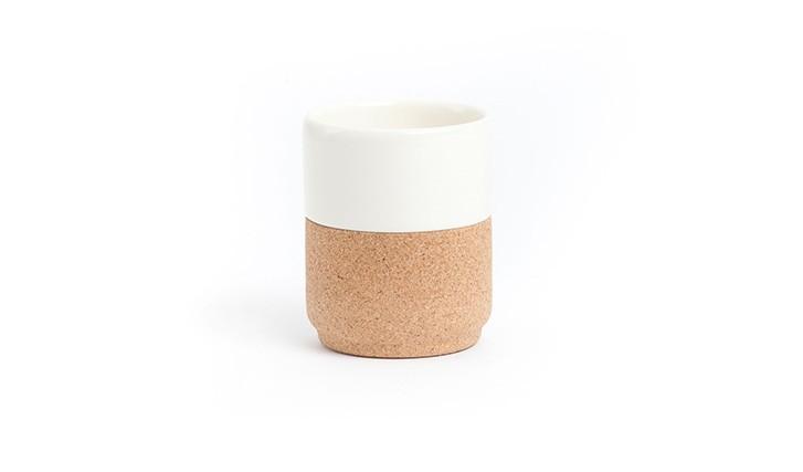 cork tea cup