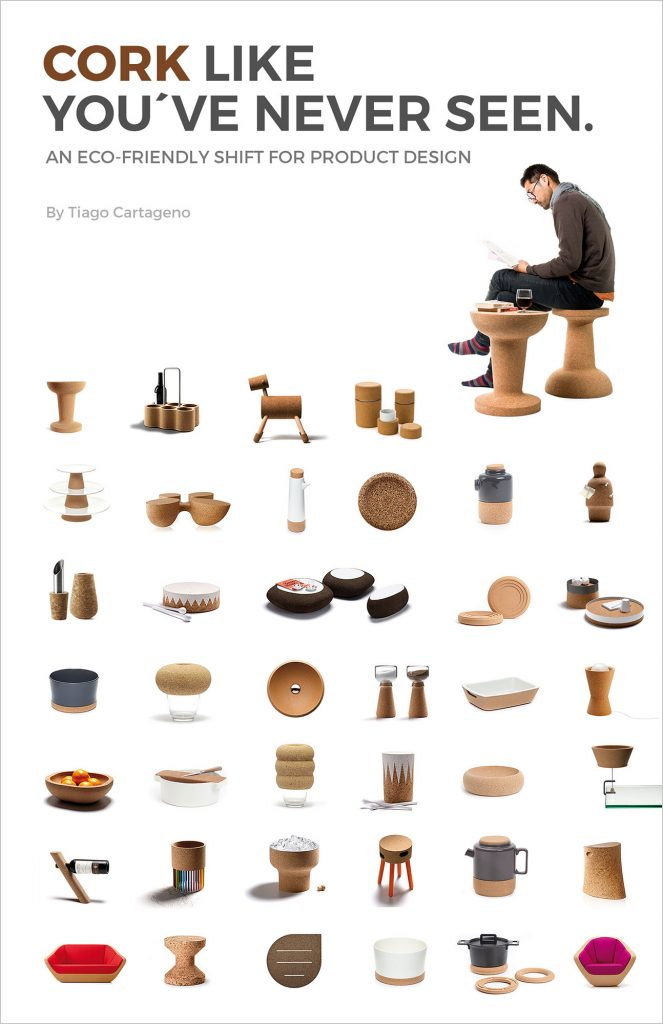 eco-friendly and sustainable cork design production ebook